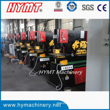 Q35Y-25 hidráulica de sección de corte de acero perforación cizalla máquina