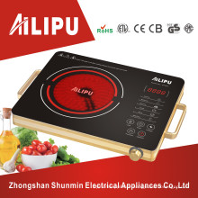 Metal Housing Free Sample Infrared Cooker/Oil Proof Infrared Cooktop/Electrical Hobs/Ceramic Stove