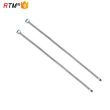 J17 4 13 28 en acier inoxydable tube flexible en acier inoxydable tuyau d'eau chaude hydraulique tuyau machine de sertissage