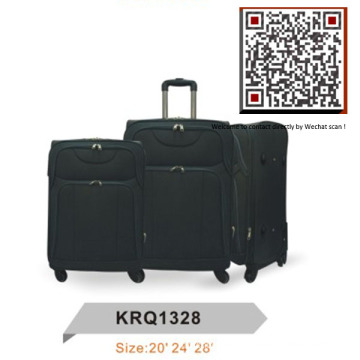 Soft Travel Trolley Luggage Factory (KRQ1328)
