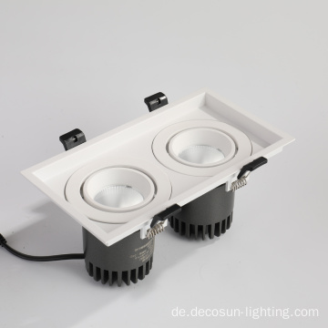 Dimmbare CRI90 CRI80 Innen-LED-Downlights
