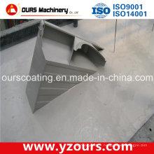 Chaîne de production électrophorétique de revêtement de profil en aluminium