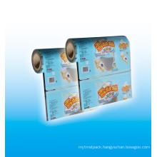 Plastic Sweetmeat Food Packaging, Food Film