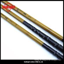 Hohe Qualität und besten Preis chinesische Bambus Fliegenrute