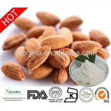 Proteína orgánica de la almendra de los mejores precios de la alta calidad