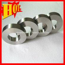 Hohe Qualität Maßgeschneiderte Größe Gr23 Titanium Ring