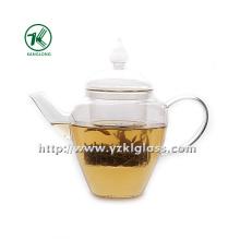 Очистить одностенный стеклянный чайник от SGS ... (700 мл)