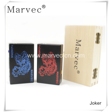 Marvec Jokerc aluminum alloy mechanical ecig mods