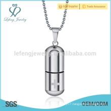 Hot sale silver pendant jewelry,bullet pendants,pendants design