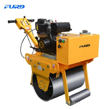 Single Drum Hydraulic Vibratory Roller FYL-600