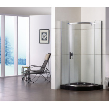 Cabine de douche coulissante en aluminium Jb-Q090