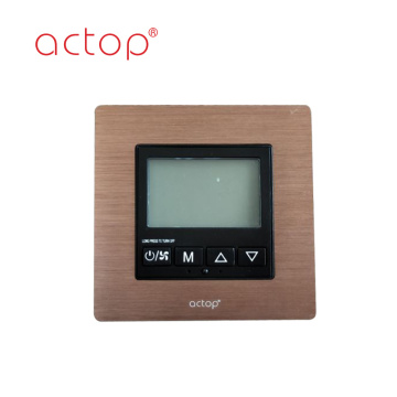 Smart Hotel Thermostat