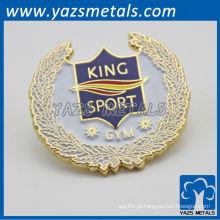 Medalhas desportivas personalizadas, pode com design pessoal