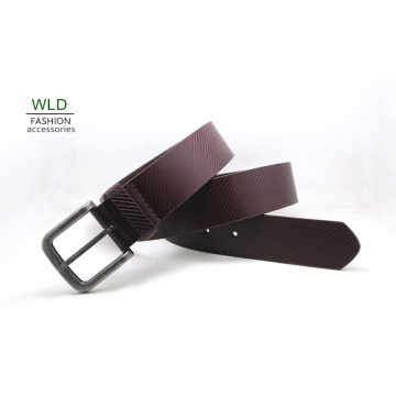 Fashion Basic Genuine Top Leather Men′s Belt Lky1191