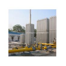 Испарители окружающей среды криогенного резервуара