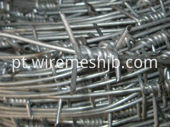Barbed Wire Single Strand