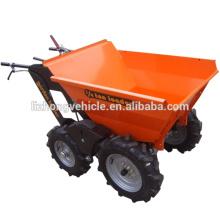 Wholesale china best 5.5Hp gasoline engine power 1/4 power barrow,power wheel barrow,motorized wheel barrow