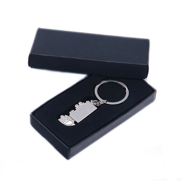 Car Shape Personalized Keychains For Men