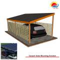 Wartungsfreie Solarmodul-Erdungsmontagestruktur (SY0487)
