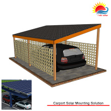 New Arrival Ground Mount Solar Kit Mounting Structure (SY0439)