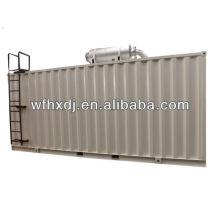 8-1500kw generador de insonorización de contenedores