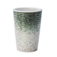 "Melamin ""Celadon"" Serie Wave Cup / High-Grade / Cup (AMY-6001)"