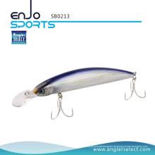 Angler Select Crankbait Minnow Angelgerät Bait mit Bkk Treble Haken (SB0213)