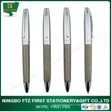 Stainless Steel Braid Luxury Pen As Business Gift