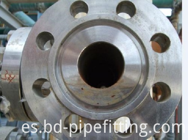 Pipe Fitting Forged Steel Pipe Fitting