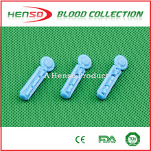 Henso Sterile Blood Lancets disposable and medical use