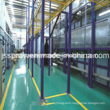 Professional Design Electrophoresis Coating Line