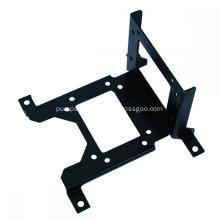 High Quality Black Metal Vertical Pump Bracket
