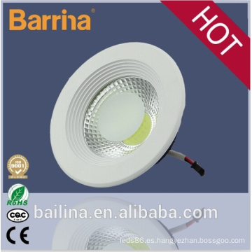 Novedades de 2015 el COB de Epistar dimmable LED Downlight 10W 15W 20W 30W