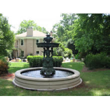 Antique Outdoor Bronze Garden Fountains For Sale
