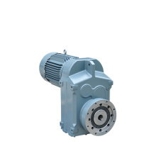 F87 FA87 FF87 FAF87 parallel shaft helical gearmotor F series flange mounted