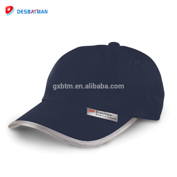 Hola vis alto viz basball gorra sombrero enarbolado visera reflectante