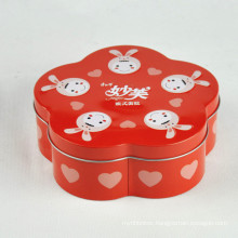 Custom Metal Round Wedding Cake Packaging Box