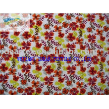 320T Polyester Pongee Printed Fabric For Garment