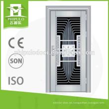 Productos nuevos 2016 de la puerta de la seguridad del acero inoxidable de la prevención del moho