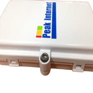 FTTH Fiber Optic Distribution Terminal Box
