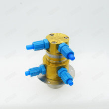 Short Rotor Wear Resistant Double Head Pressure Pump