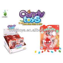 Brinquedos doces do lançador