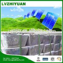 99.65%min pure antimony ingot battery raw materials