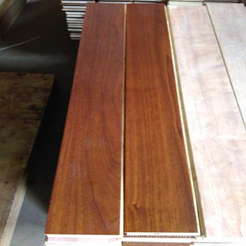 15mm Black Walnut Grade Ab Multi Layer Engineered Flooring