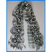 Foulard pashmina, écharpe polyester, écharpe mode