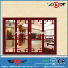 JK-AW9117 Meilleure apparence Quatre portes en verre