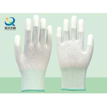 Защитные перчатки с верхним покрытием PU