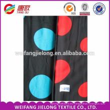 Telas no tejidas del rayón del pringting de la pantalla del fabricante de China