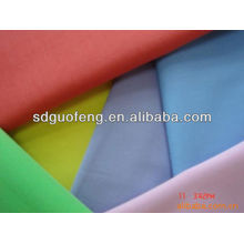 Deing usine de porcelaine coton spandex tissu 16 * 16 + 70D, 118 * 42, 72 ''