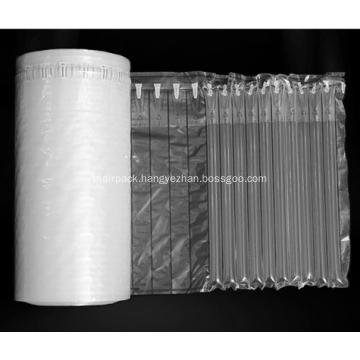 Air dunnage column packaging rolls